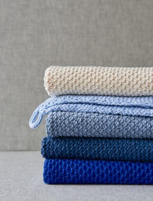 Rose Stitch Dishtowel | Purl Soho