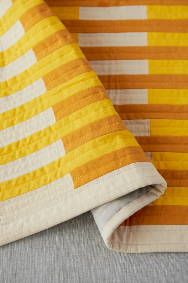 Rows + Rows Quilt | Purl Soho