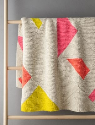Windy Day Blanket | Purl Soho
