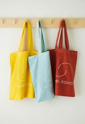 Purl Soho Garment-Dyed Tote Bags