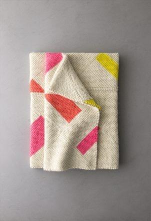 Windy Day Blanket | Purl Soho