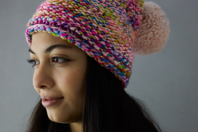 Inside Out Knit Hat | Purl Soho