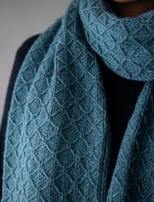 Trellis Wrap In Understory | Purl Soho