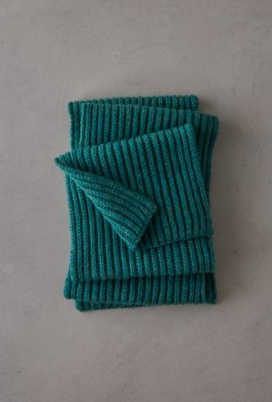 Brioche Scarf In Worsted Twist | Purl Soho