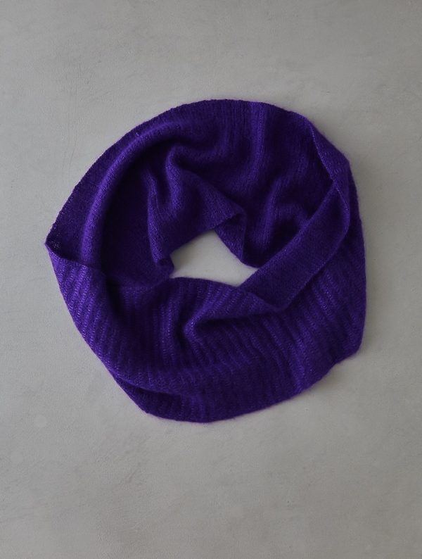 Floats Cowl In Brume | Purl Soho