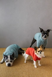 Lucky Dog Sweater Pattern Download