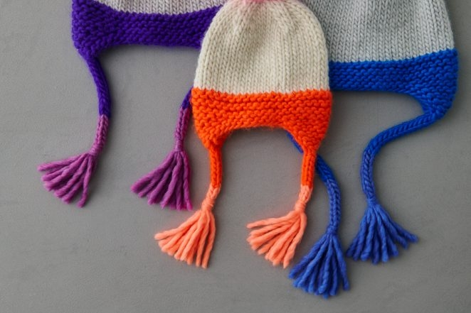 Merry Ear Flap Hat | Purl Soho