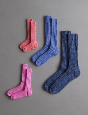 Perfect Fit Socks | Purl Soho