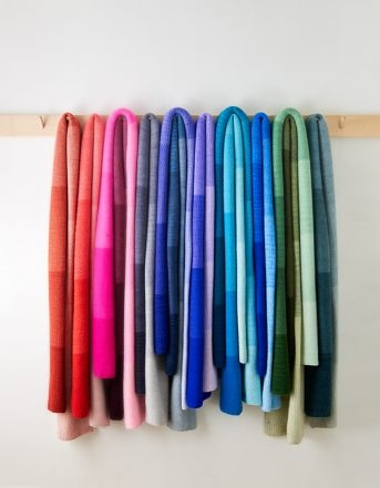 Cashmere Ombré Wrap In New Colors | Purl Soho