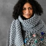 Edge Of The Universe Scarf