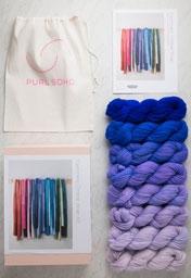 Cashmere Ombré Wrap Kit - New Colors!