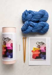 Learn To Knit Kit - New Colors!