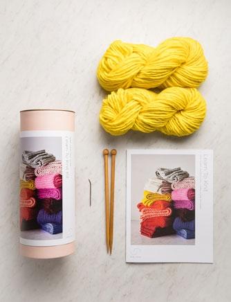 Beginner Knitting Supplies
