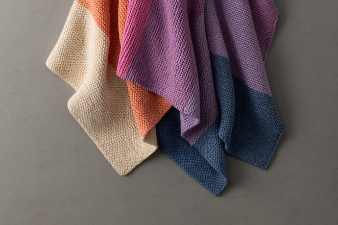 Super Easy Baby Blanket In Morning | Purl Soho