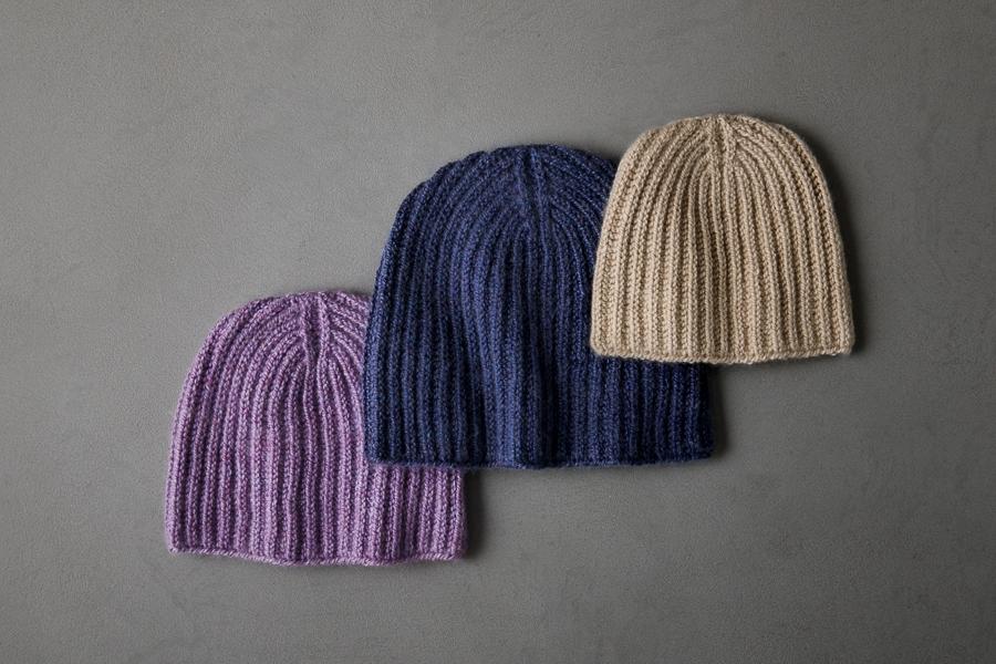 Classic Brioche Hat | Purl Soho