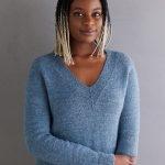 Paula Pereira For Purl Soho: Daily Pullover