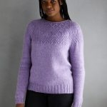 Andrea Cull For Purl Soho: Quartz Pullover
