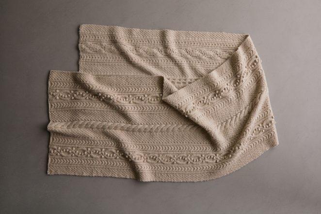 Bas-Relief Wrap | Purl Soho