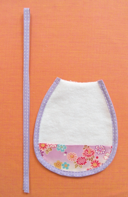 Quick Bias Tape Bib | Purl Soho