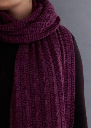 Pleated Wrap | Purl Soho