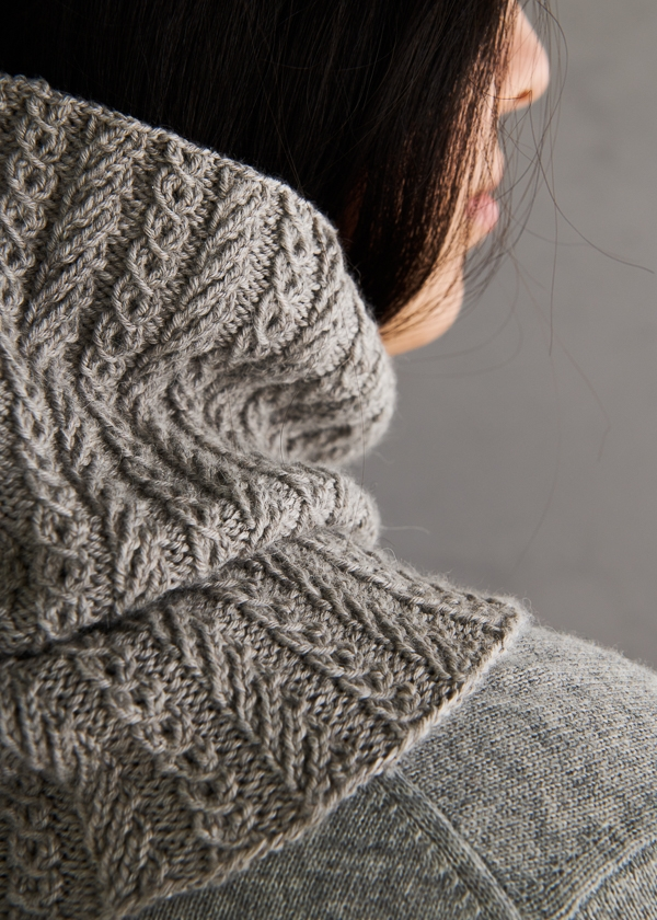 Soft As A Cloud Cowls In Cygnet | Purl Soho