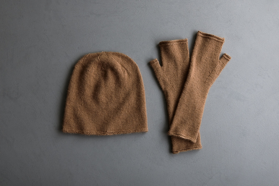 Timeless Hat + Hand Warmers | Purl Soho