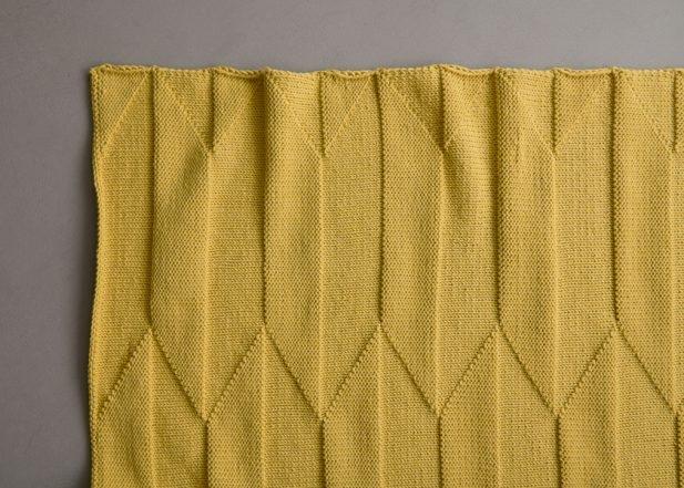 Woodcut Blanket | Purl Soho