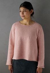 Fundamental Top-Down Pullover Pattern Download