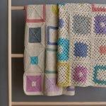 Fair + Square Blanket, Knit Version