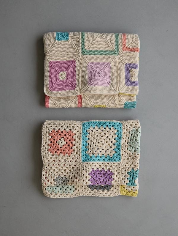 Fair + Square Blanket, Crochet Version   Purl Soho