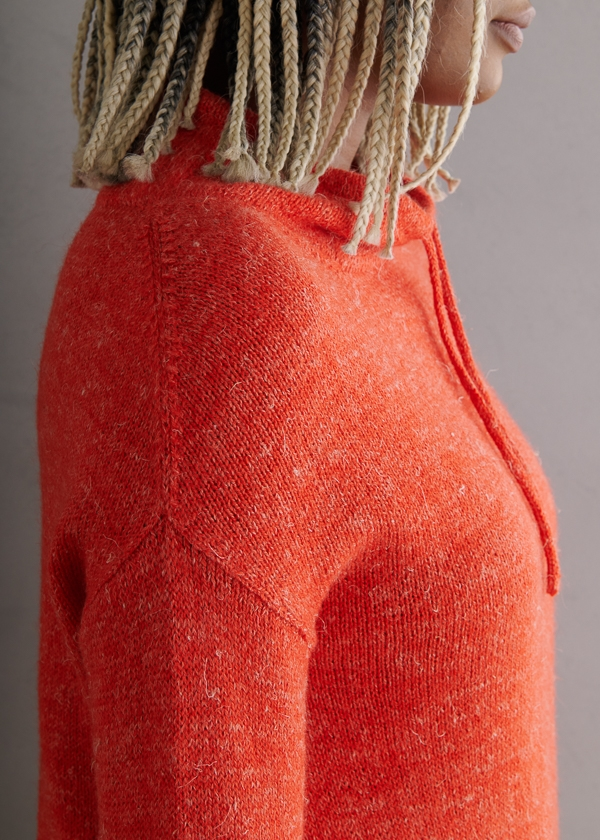 Julie Hoover For Purl Soho: Gibson In Linen Quill | Purl Soho