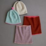 Reversible Hat + Cowl In New Colors