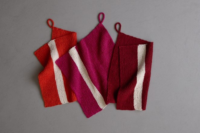 Simple Stripe Washcloth | Purl Soho