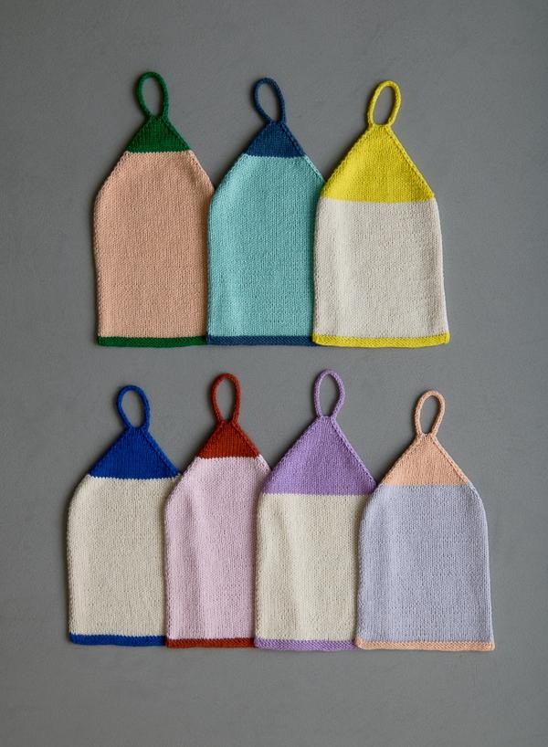 Tiny House Washcloth | Purl Soho