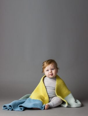 Four Points Blanket In Campo | Purl Soho