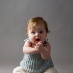 Ainur Berkimbayeva For Purl Soho: Seashell Baby Shirt + Dress