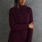 Twisted Rib Pullover In New Colors + Sizes