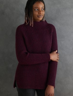 Twisted Rib Pullover In New Colors + Sizes | Purl Soho