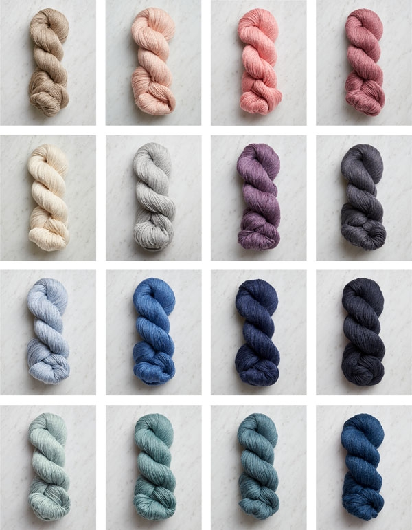 Entwined Wrap | Purl Soho