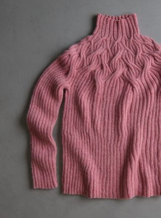 Botanical Yoke Pullover In New Colors | Purl Soho