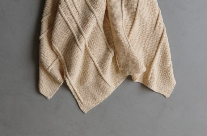 Syncopation Blanket | Purl Soho