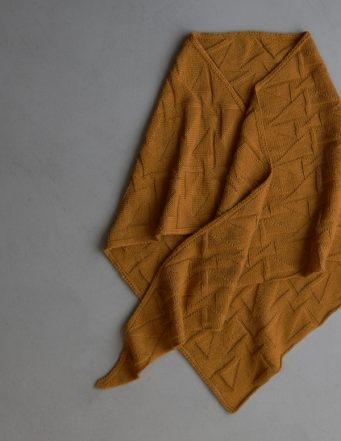 Triangular Triangles Wrap | Purl Soho