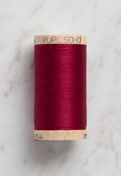 Organic Cotton Sewing Thread - New Colors!