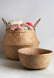 Seagrass Baskets - New Sizes!