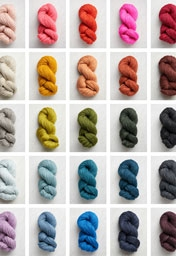 Linen Quill Worsted - New Colors!