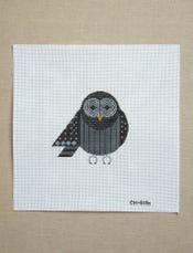 Charley Harper: Barred Owl