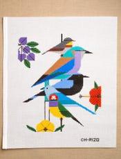 Charley Harper: Rainforest Birds