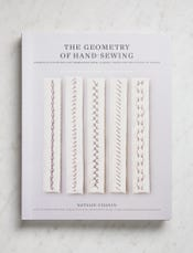 Geometry of Hand-Sewing, Natalie Chanin