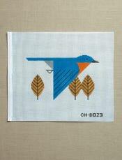 Charley Harper: Bluebird