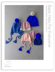 Basic Hats For Everyone Pattern Download